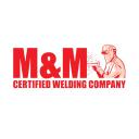 M & M Certified Welding Company logo