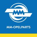 M&M Dronten Carparts logo