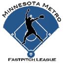 MMFL Minnesota Metro Fastpitch League logo