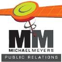 MMPR: Michael Meyers Public Relations logo