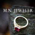 M.N. Jeweler Logo