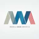 Mobile Web America logo icon