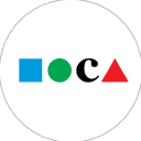 MOCA | The Museum of Contemporary Art, Los Angeles logo
