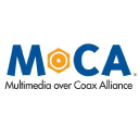 Multimedia Over Coax Alliance logo icon