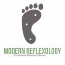 Modern Reflexology logo icon