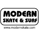 Modern Skate & Surf logo icon