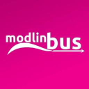 Modlin Bus logo icon