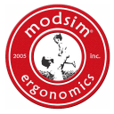 MODSIM Simulation Automation and Ergonomic Handling Technologies logo