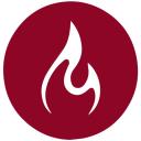 Moksha Yoga logo icon