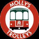 Molly's Trolleys logo