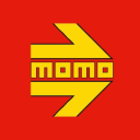 Momo logo icon