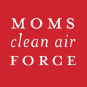 Moms Clean Air Force logo icon