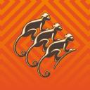 Monkey Shoulder logo icon