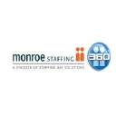 Monroe Staffing logo