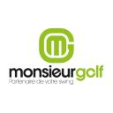 Monsieurgolf logo icon