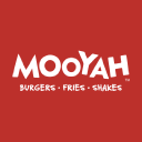 MOOYAH Burgers, Fries and Shakes logo