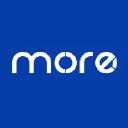 MORE Advertising, a causemedia company logo