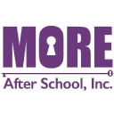 MORE After School Inc. logo