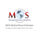 MOS Medical Record Review Company logo