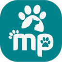 Mostly Paws logo icon