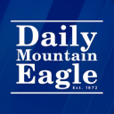 Daily Mountain Eagle logo