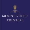 Mount Street Printers logo icon