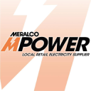 MPower, The Local Retail Electricity Supplier of Manila Electric Company (Meralco) logo
