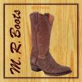 M.R. Boots Logo