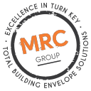 MRC Group - Energy Efficient Metal Roofing & Cladding / Waterproofing & Coating Systems logo