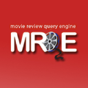 MRQE.com - the Movie Review Query Engine logo