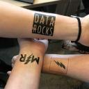 M+R logo