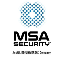 MSA Security logo