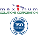 Maximum Solutions Corporation on Elioplus