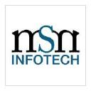 MSM Infotech India logo