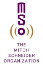 MSO PR (The Mitch Schneider Organization) logo