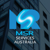 MSR Services Australia logo
