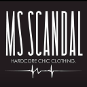 MS SCANDAL INC logo