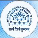 Maharaja Sayajirao University logo icon