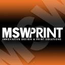 MSW Print & Imaging logo