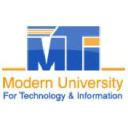 MTI University logo