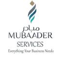 MUBAADER SERVICES logo