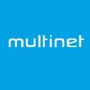 MULTINET online / mobile logo