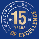 Multi Panel Uk logo icon