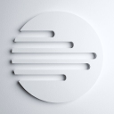 Multi Tracks logo icon