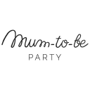 Mum To Be Party logo icon