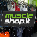MUSCLE SHOP LT logo