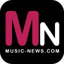 Music logo icon