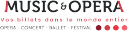 Music Opera logo icon