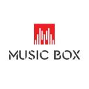 Music Box San Diego logo icon