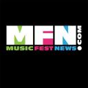 Music Fest News logo icon